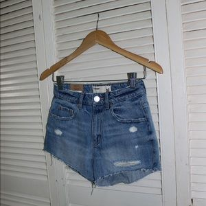 NWT HIgh Waisted Festival Shorts
